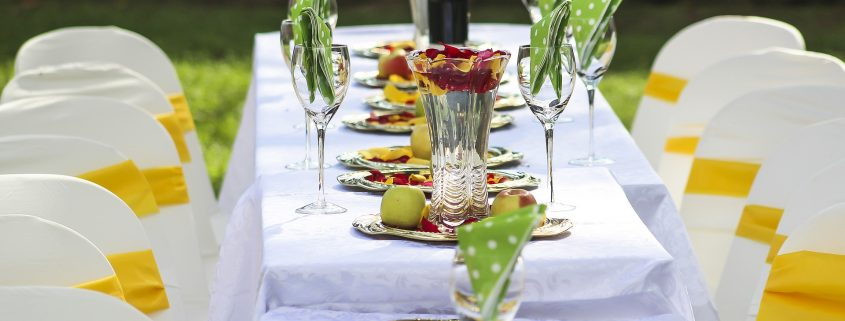 Catering Options for Small Weddings are Abundant!