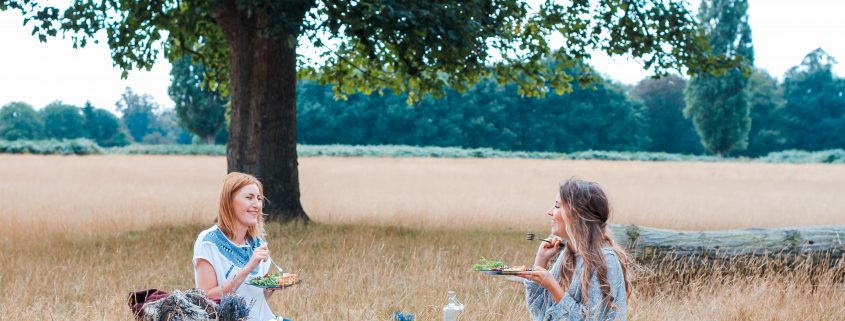 An Intimate Catered Picnic is Perfect for Lifting Spirits!